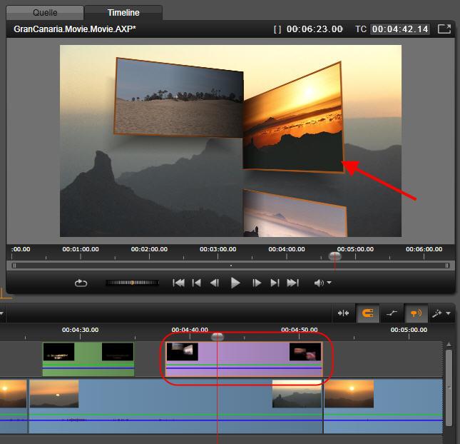 Studio: Peppige Montage-Vorlagen gestalten - Film Bearbeitung