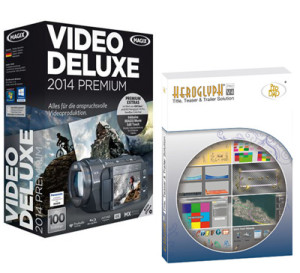 Heroglyph V4 Magix Video deluxe 2014 Premium