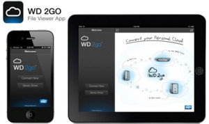 App WD 2go