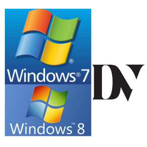 Windows 7 Windows 8 DV Video