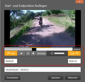 Formatwandler 6 - Video zuschneiden