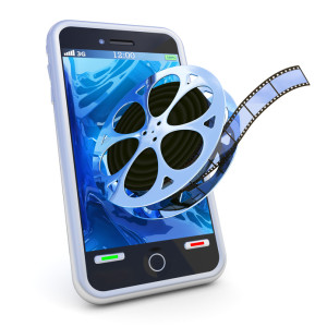 Smartphone mobile video (Foto: fotolia - Uwe Wenz)
