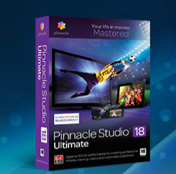 Pinnacle Studio 18