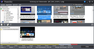 CyberLink Power2Go 10 - Videos von YouTube downloaden