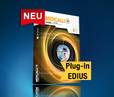 Mercalli - EDIUS 7 Plugin
