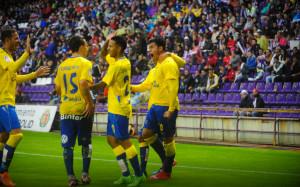 Real Valladolid - UD Las Palmas (Foto: www.udlaspalmas.net)