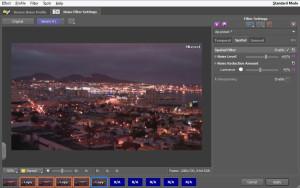 Neat Video in EDIUS - Das Tool zum Entrauschen im Video