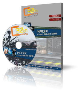 Video-Lernkurs MAGIX Video deluxe 2016