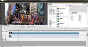 Nero Video 2016 - Videomontage