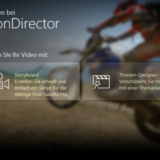 Der CyberLink ActionDirector für Actionfilmer…