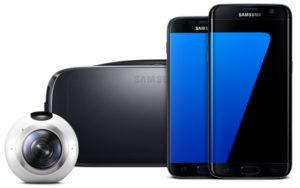 Samsung Gear 360 Samsung VR Samsung S7
