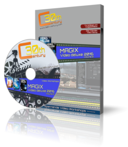 Videolernkurs für MAGIX Video deluxe 2016