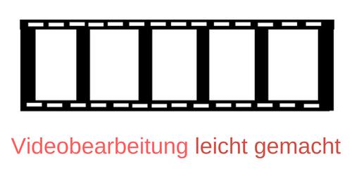 Videobearbeitung leicht gemacht