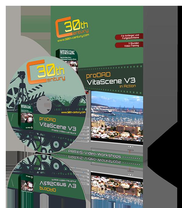 proDAD Vitascene V3 – Lernkurs