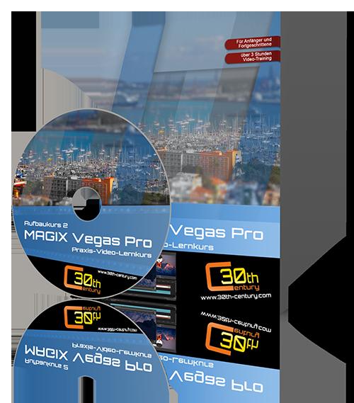 Lernkurs – MAGIX Vegas Pro 16