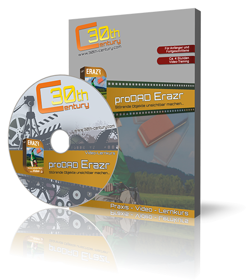 proDAD Erazr – Videolernkurs