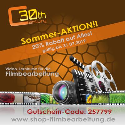 Achtung Sommeraktion 2019!!