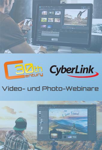 Cyberlink Webinare
