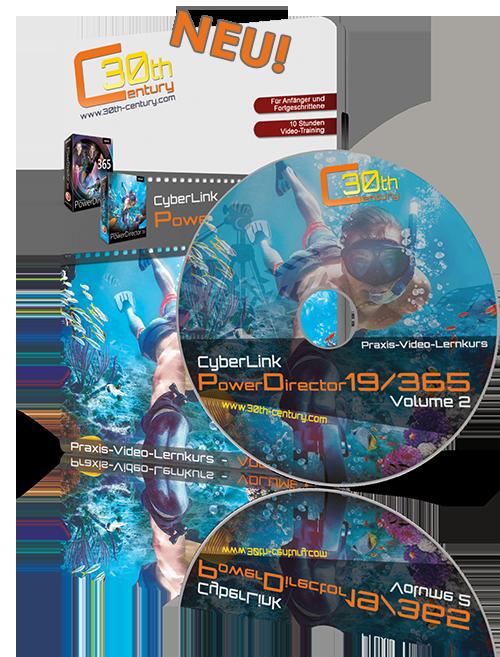 PowerDirector 19/365 – Vol. 2