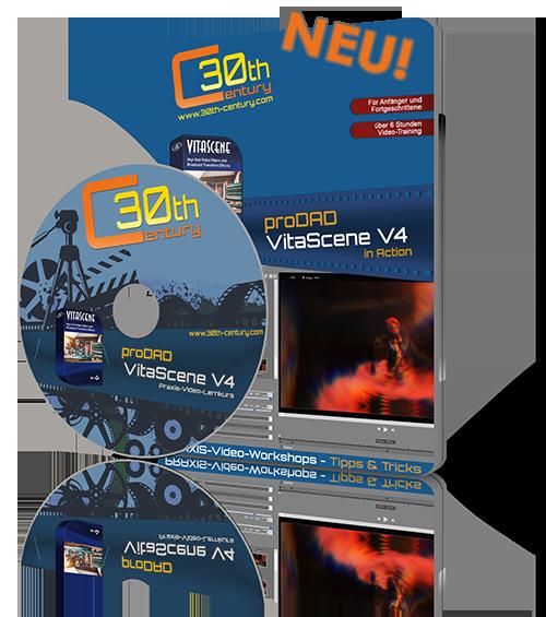 Vitascene V4 Pro Lernkurs